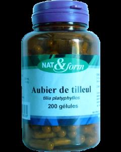 Nat&Form Aubier de Tilleul 200 Gélules