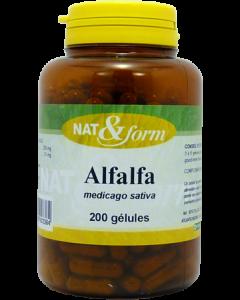 Nat&Form Alfalfa 120 Gélules