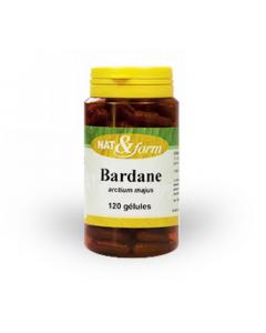 Nat&Form Bardane 120 Gélules
