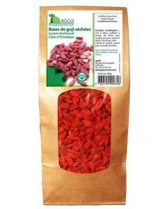 Nat&form Baies Sèches de Goji Greenfood 500g