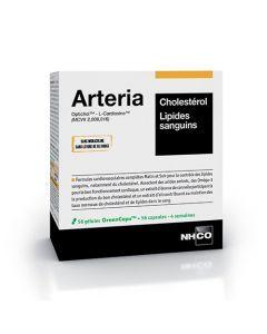 NhCo Arteria 56 Gélules GreenCaps + 56 Capsules
