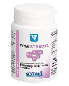 Nutergia Ergystrecyl 60 Gélules