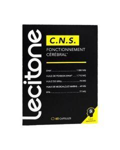 Lecitone CNS Fonctionnement Cérébral 60 Capsules
