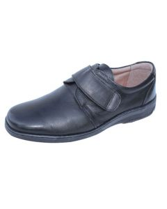 Gibaud Chaussures Corfou Noir Homme T45