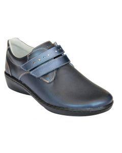 Gibaud Chaussures Anafi Bleu Femme T40