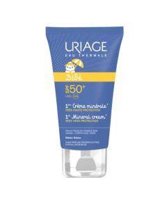 Uriage Bébé 1ère Crème Minérale SPF50 50ml