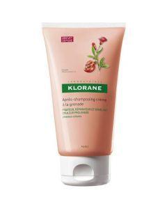 Klorane Capillaire Apres-shampooing Creme à la Grenade 150ml