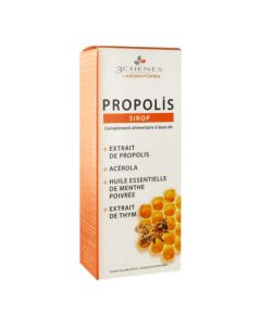 3 Chênes Propolis Sirop 200ml