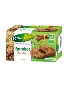 Valpi Bio Speculoos Sarrasin Sans Gluten 100g