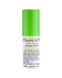 Fluocaril Spray Buccal Mentholé 15 ml