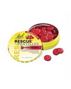 Bach Rescue Pastilles Cranberry 50g