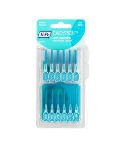 TePe EasyPick Turquoise M/L 36 unités