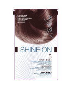 Bionike Shine On Shine On Soin Colorant Capillaire Châtain Clair 5
