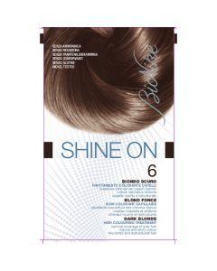 Bionike Shine On Shine On Soin Colorant Capillaire Blond Foncé 6