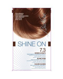 Bionike Shine On Shine On Soin Colorant Capillaire Blond Doré 7.3