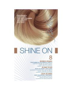 Bionike Shine On Shine On Soin Colorant Capillaire Blond Clair 8