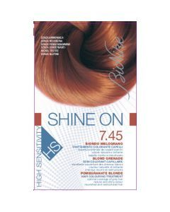 Bionike Shine On Shine On HS Soin Colorant Capillaire Blond Grenade 7.45