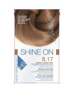 Bionike Shine On Shine On HS Soin Colorant Capillaire Blond Clait Teck 8.17