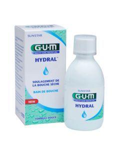 GUM Hydral Bain de bouche 300ml