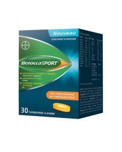 BeroccaSport 30 Comprimés