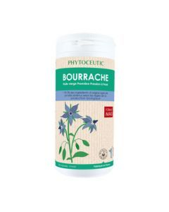 PHYTOCEUTIC Bourrache Bio 360 Capsules