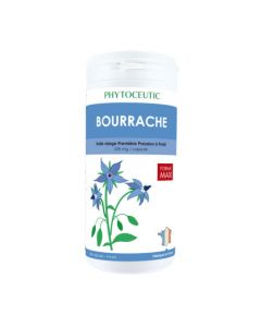 Phytoceutic Bourrache 360 Capsules