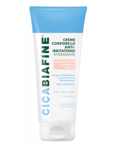 Cicabiafine Creme Hydratante Anti-irritations 200ml