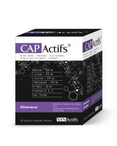 Synactifs Capactifs Croissance Cheveux Ongles 120 gélules