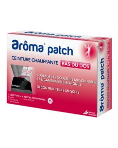 Aroma patch - Ceinture + 6 patchs