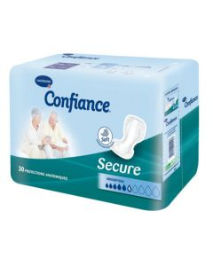 Confiance Secure Absorption 6