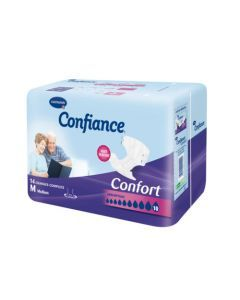 Confiance Confort Absorption 10 Change Complet Taille M