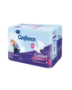Confiance Confort Absorption 10 Change Complet Taille S