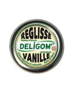 Estipharm Déligom Gommes Réglisse Vanille 25g