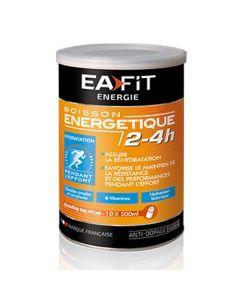EAFIT Boisson Energétique 2-4H Saveur Thé Pêche 500g