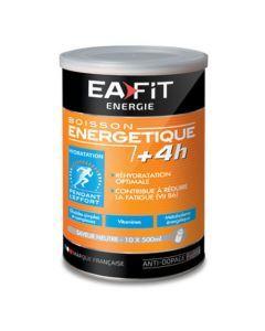 EAFIT Boisson Energétique +4H Saveur Neutre 500g