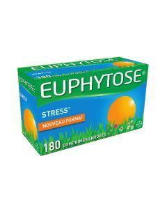 EUPHYTOSE Stress 180 comprimés enrobés