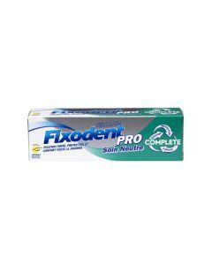 Fixodent Pro Complete Neutre Crème Adhésive Pour Prothèses Dentaires 47 g