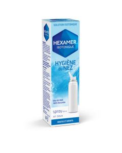 Hexamer Isotonique Solution Nasale Spray 100ml