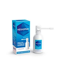 Hexaspray collutoire maux de gorge 30 g