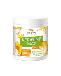 Biocyte Beauty Food Kératine Max 20 Doses
