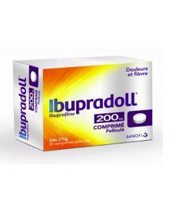 Sanofi Ibupradoll 200mg 24 Comprimés