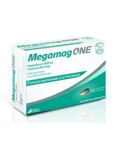 MegamagONE boîte de 45 comprimés
