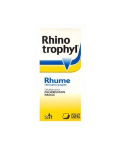 Rhinotrophyl 3% Solution pour Pulvérisation Nasale 20ml