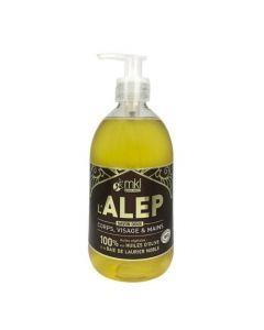 MKL Savon Liquide L'Alep Bio 500Ml