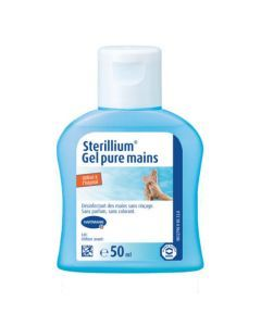 Stérillium Gel Pure Mains 50ml