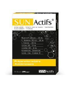 Synactifs Sunactifs Soleil Bronzage 30 gélules