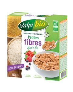 Valpi Bio Pétales Fibres Sans Gluten 300g