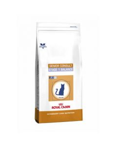 Royal Canin Veterinary Diet Cat Senior Consult Stage 1 Balance 1,5 KG