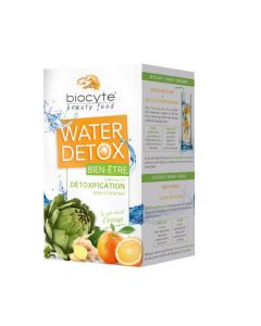 Biocyte Beauty Food Water Détox Bien-Être Orange 112g