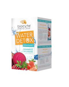 Biocyte Beauty Food Water Detox Drainant Pot 112g
